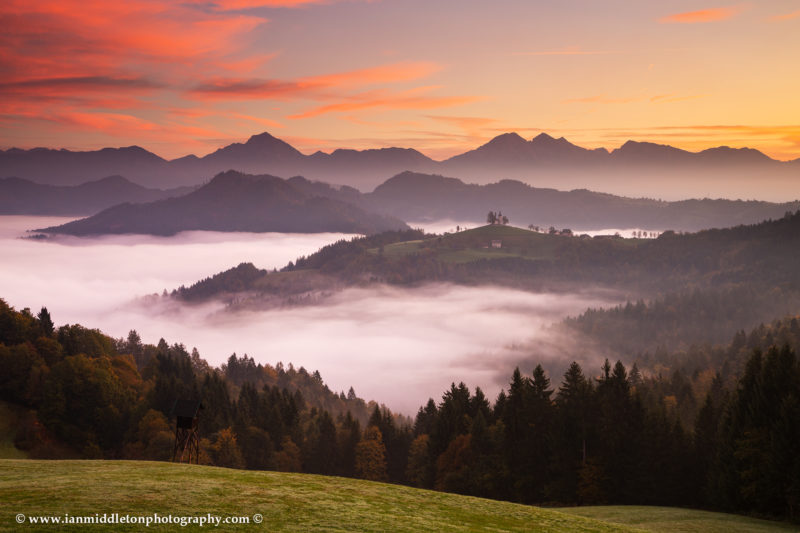 Slovenia in Autumn Photography Workshop