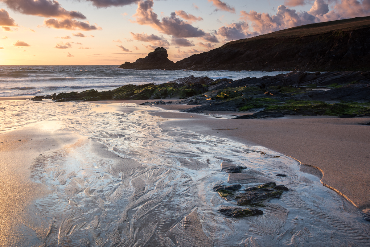 The Beautiful North Cornwall Coast - capture great scenes like this on our 3-day photography workshop.