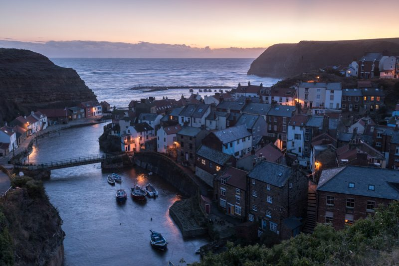 Yorkshire's Coastal Treasures – A 3-day coastal workshop