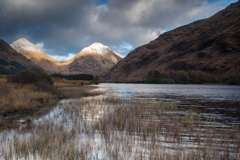 Glencoe, Glen Etive and Rannoch Moor