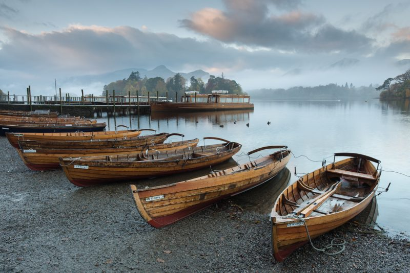 Autumn in The Lake District – 3-day photography workshop