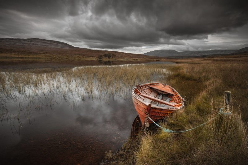Personal One to One Photography Tuition in the Scottish Highlands