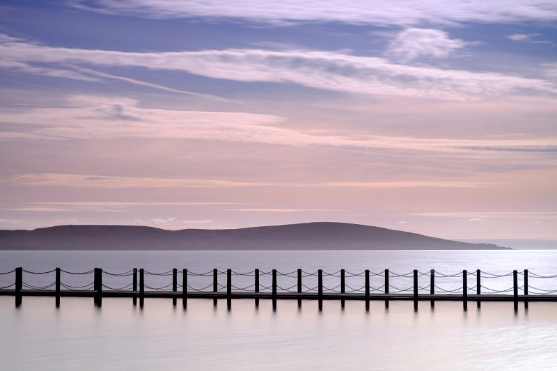 Long Exposures on the North Somerset Coast