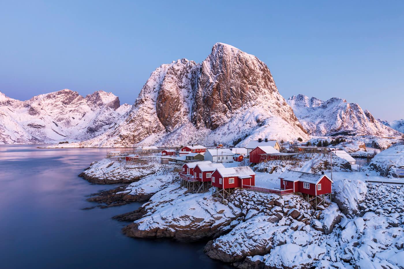 Lofoten photography workshop in Norway
